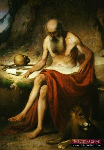 St. Jerome