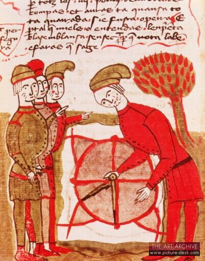 Medieval Surveyors