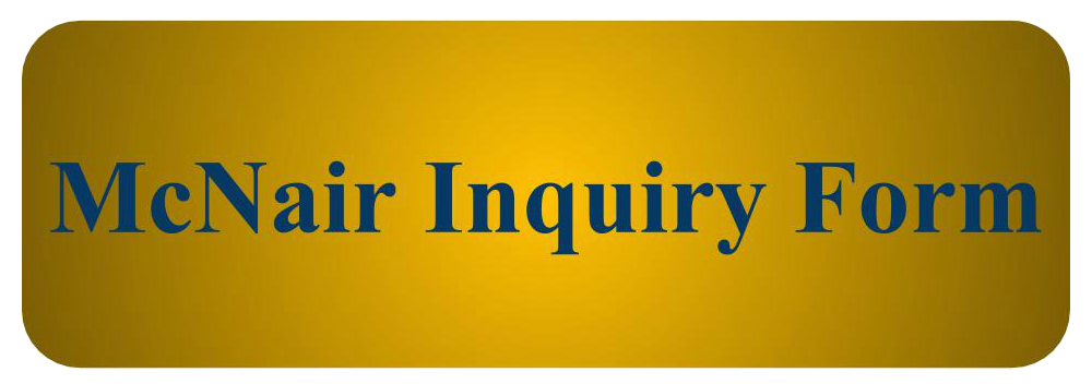 McNair Inquiry Form