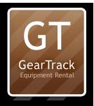 Gear Track Rental System Logo