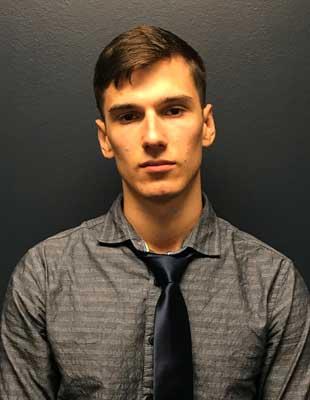 Portrait of Alex Afanasiev
