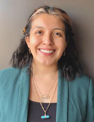 Portrait of Chanty Armijo-Cruz