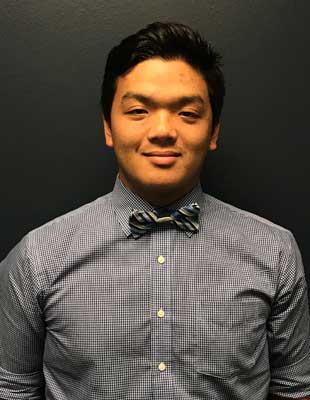 Portrait of Michael Nguyen