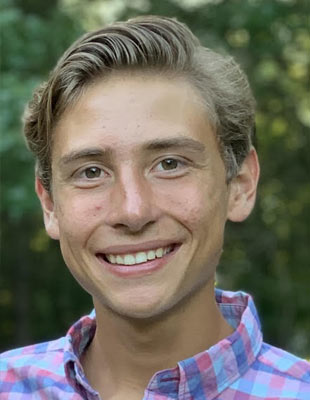 Portrait of Logan Thoreson