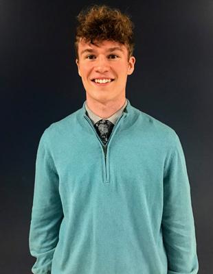 Portrait of Finn White