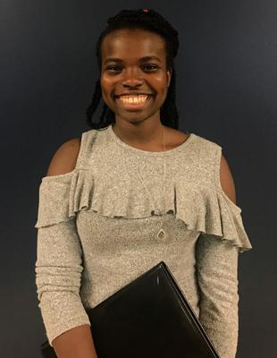 Portrait of Claudina Williams