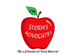 Storm's Advocates Logo