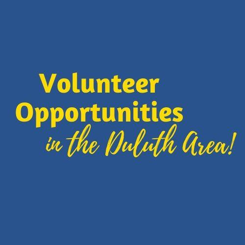 Volunteer In Duluth