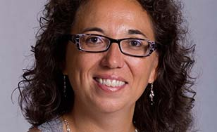 Program director Amy Bergstrom