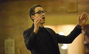 Choral Director Bret Amundson