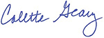President Geary Signature