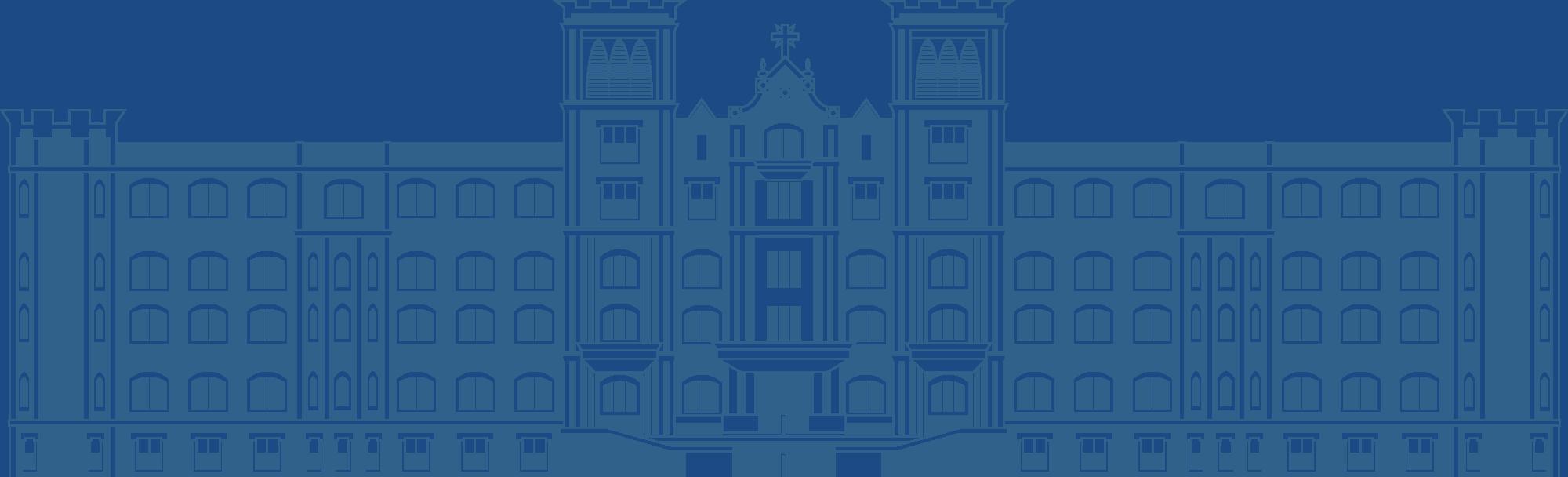 Illustration of Tower Hall