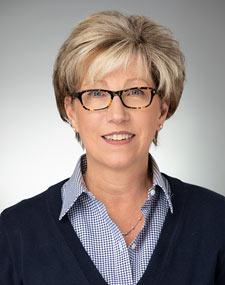 Portrait of Brenda Kimlinger