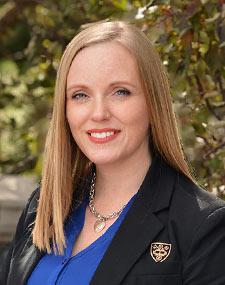 Portrait of Breanne Tepler