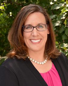 Portrait of Courtney Eickman