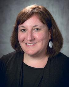 Portrait of Callie Ronstrom