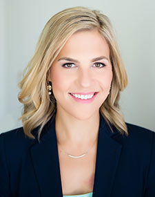 Portrait of Carrie Taylor Kemp