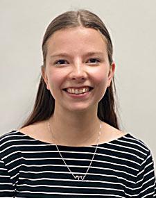 Portrait of Hannah Richards