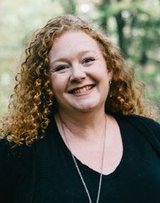 Portrait of Kelly Mullan