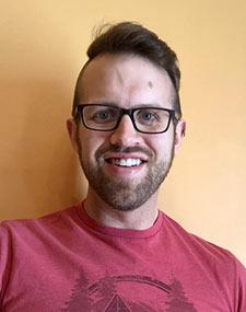 Portrait of Mark Hakes