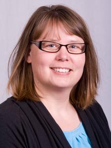 Portrait of Tiffany Snider