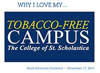Shutterfly album - Tobacco Free Campus